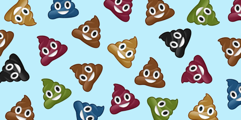 12 Things Your Poop Color Says About Your Health What Does