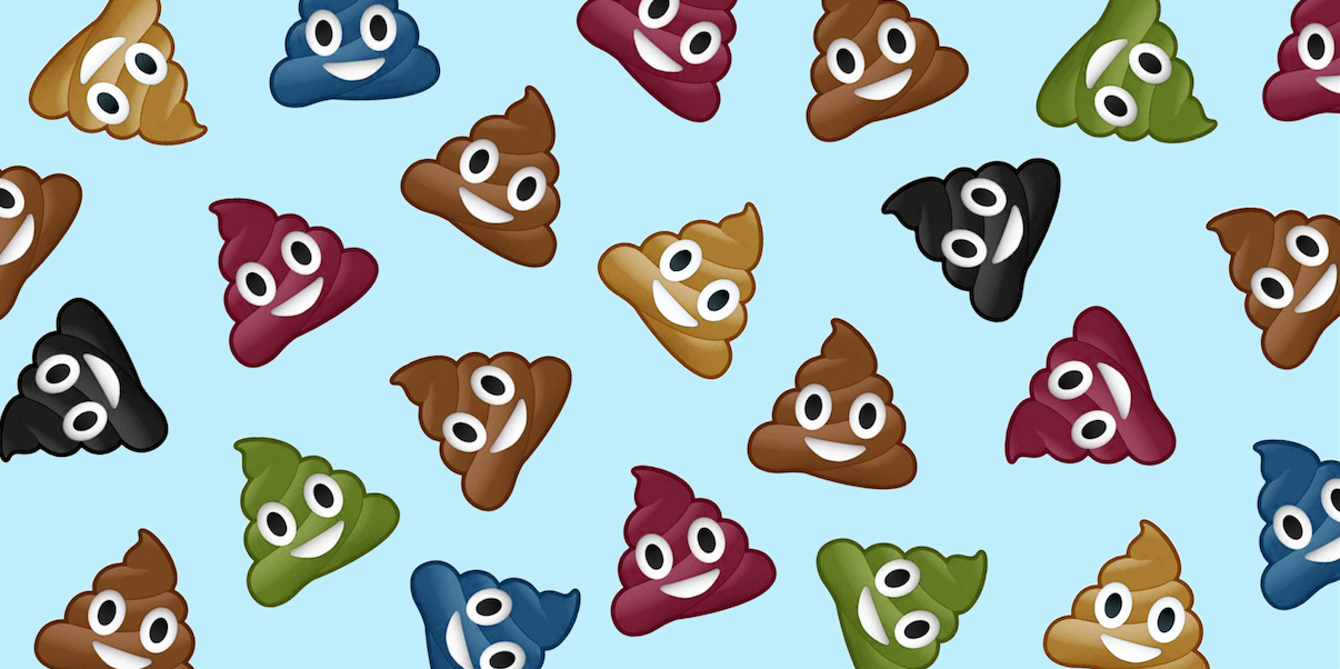 12 Things Your Poop Color Says About Your Health What Does Poop Mean