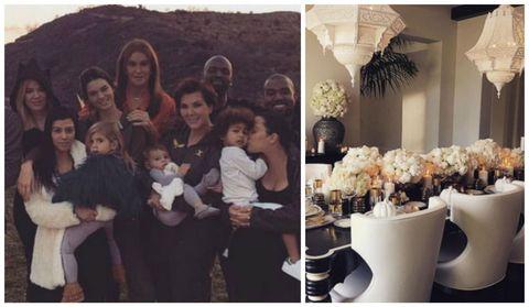 Kardashian Thanksgiving