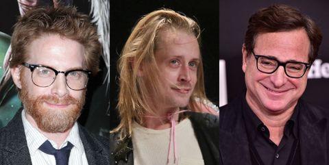 Macaulay Culkin, Bob Saget, And Seth Green Reunite For Photo