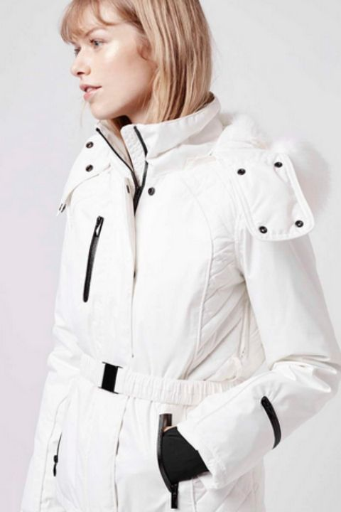 Clothing, Sleeve, Collar, White, Style, Fashion, Uniform, Bangs, Jacket, Button,