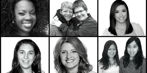Women who volunteer
