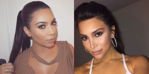 This Kim Kardashian Lookalike Is Insane