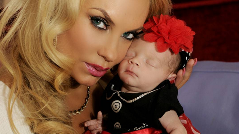 You Will Melt When You See How Adorable Coco And Ice-T Dressed Their Daughter Chanel For Christmas