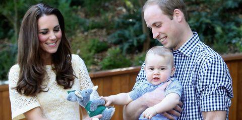 PRINCE WILLIAM ON HOW FATHERHOOD HAS CHANGED HIM