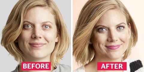 Dull skin makeover