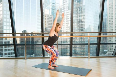 10 Yoga Moves That Burn Fat Fast Yoga For Weight Loss