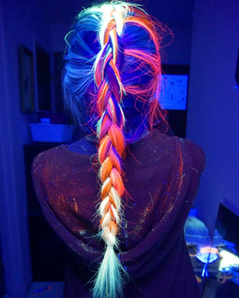 16 cool multi colored hair ideas how to get multi color hair dye 16 cool multi colored hair ideas how to get multi color hair dye looks pmusecretfo Gallery