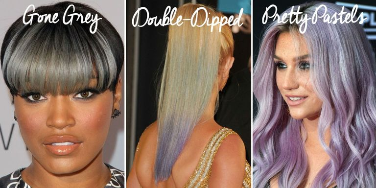 16 Cool Multi-Colored Hair Ideas - How to Get Multi Color Hair Dye ...