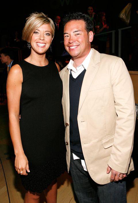 Kate Gosselin and Jon Gosselin