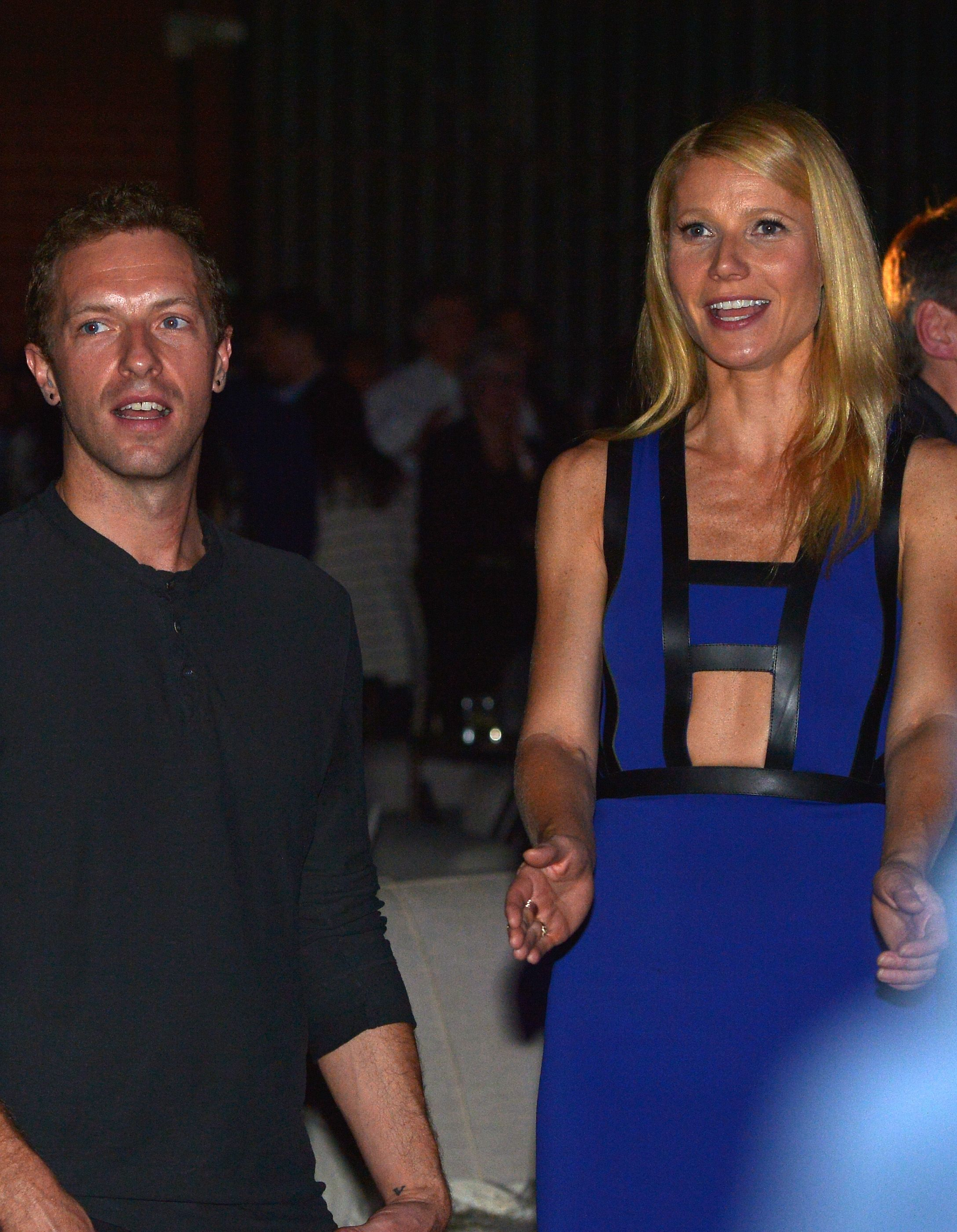 Gwyneth Paltrow and Chris Martin Are Practically Brother and Sister
