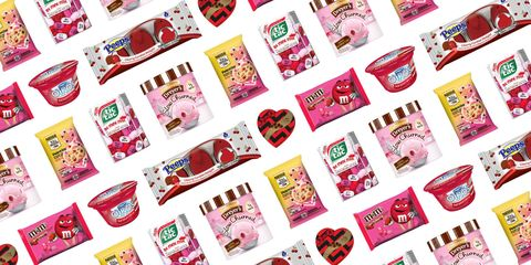 Valentine's Day Treats in Stores NOW