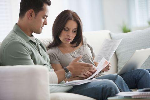 couple budget divorce marriage
