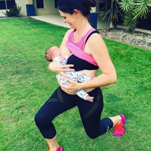 Shoe, Pink, Child, Interaction, Active pants, Baby & toddler clothing, sweatpant, Toddler, Abdomen, Baby,