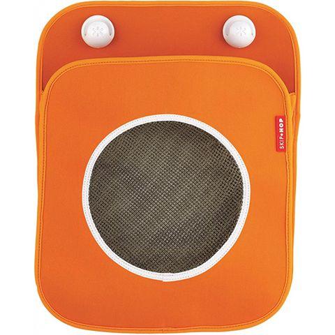 boon tubby bath toy organizer orange