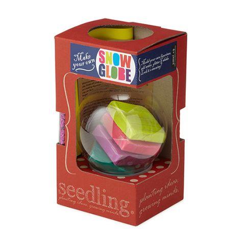 seedling make your own snow globe kit