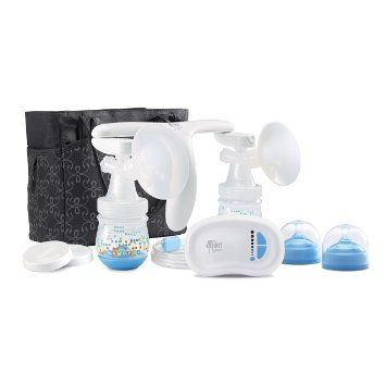the first years quiet expression double electric breast pump