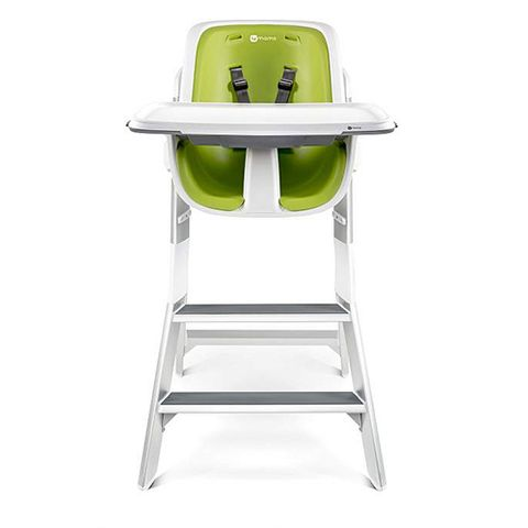 4moms magnetic high chair green