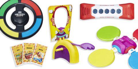 Yellow, Purple, Circle, Symbol, Plastic,