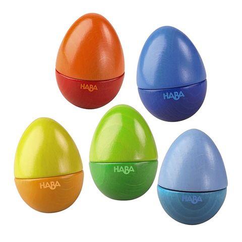 haba wooden shakin eggs