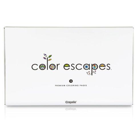 crayola color escapes kit