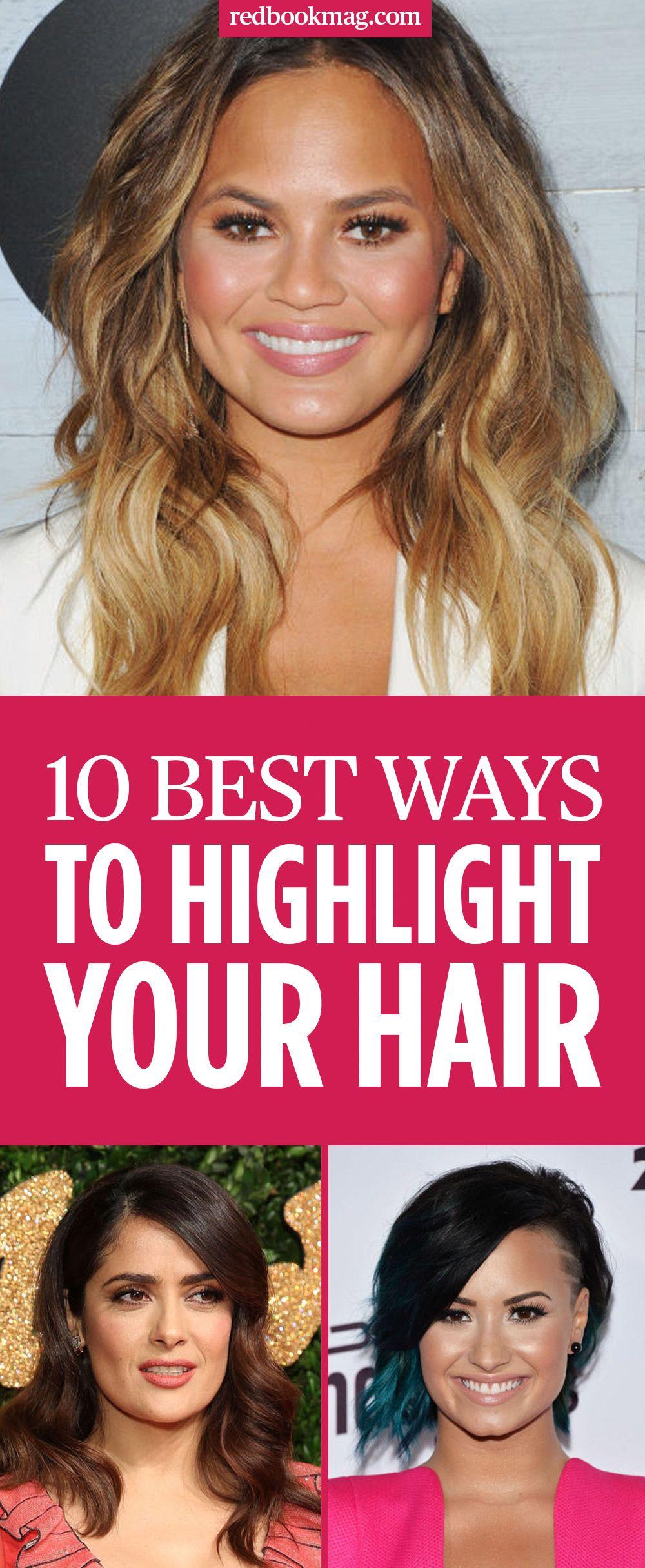 10 Hair Highlight Ideas For 2016 Trendy Ways To Highlight Your Hair