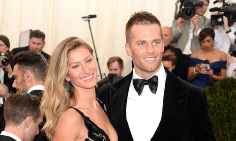 Tom Brady And Gisele Adopt Dog - Tom Brady and Gisele Bündchen
