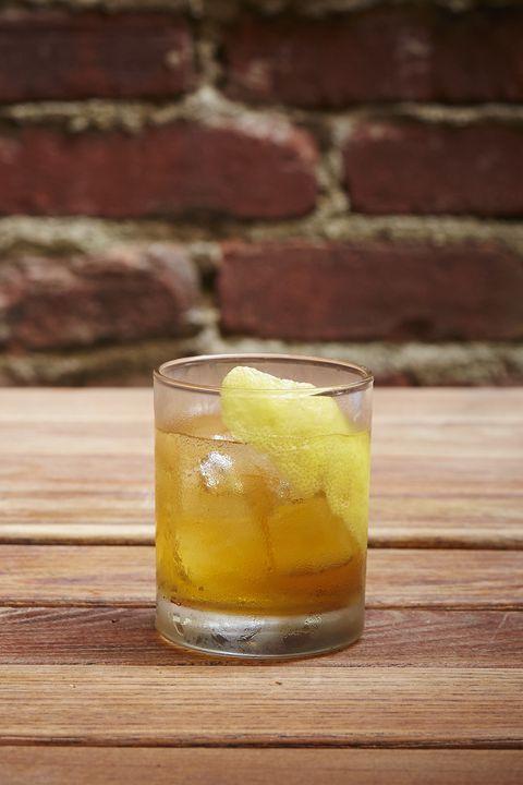 Fluid, Liquid, Drink, Tableware, Alcoholic beverage, Cocktail, Ingredient, Brick, Distilled beverage, Liqueur,