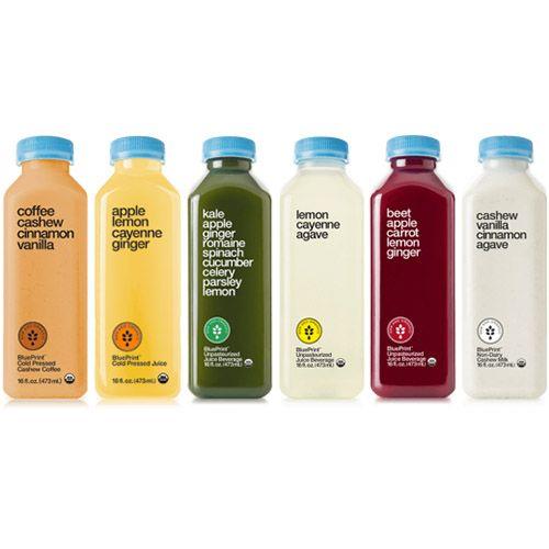 BluePrint Invigoration Juice Cleanse