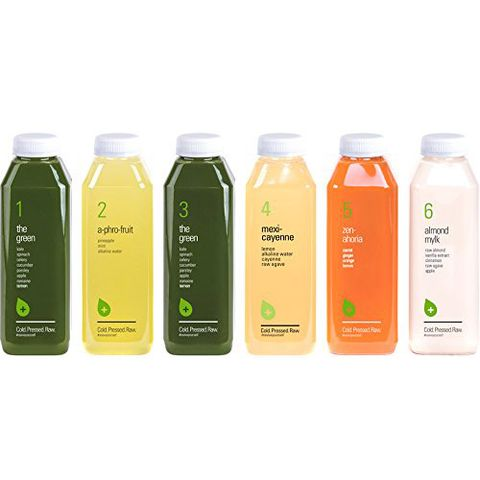 Cold Pressed Raw Level 1 Cleanse