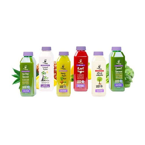 Juice From The Ray 3-Day Juice Whenever Cleanse Box
