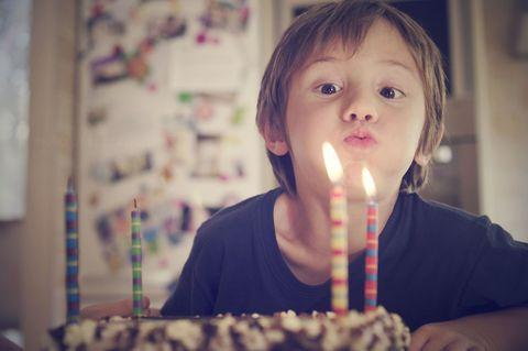 Birthday cake for kid