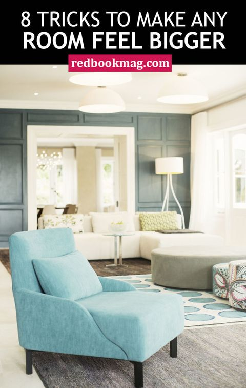 How To Make A Room Feel Bigger Design Tips And Tricks