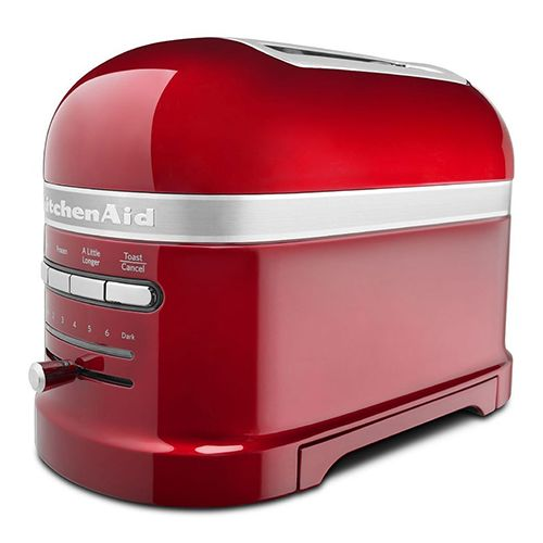 KitchenAid Candy Apple Red Pro-Line Toaster