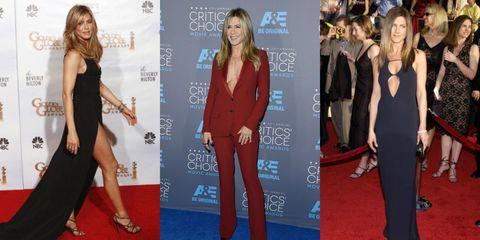 Clothing, Footwear, Face, Flooring, Dress, Red, Carpet, Formal wear, Premiere, Style,