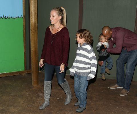 Kendra Wilkinson Not Afraid to Show 6-Year-Old Son Nude