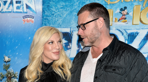 Tori Spelling Says She Can Live With Dean McDermott's Infidelity