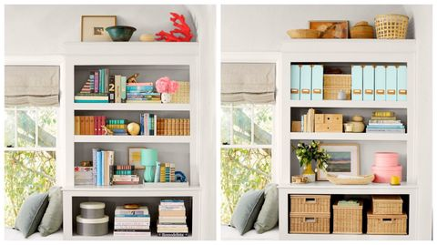 Organize Your Bookshelf