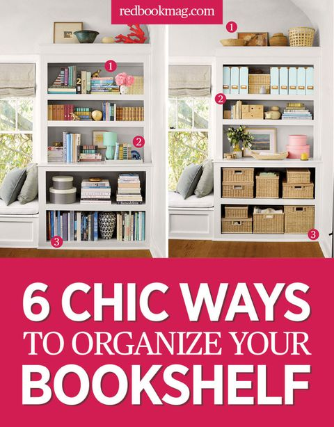 6 Organization Ideas For Your Bookshelves Organizing