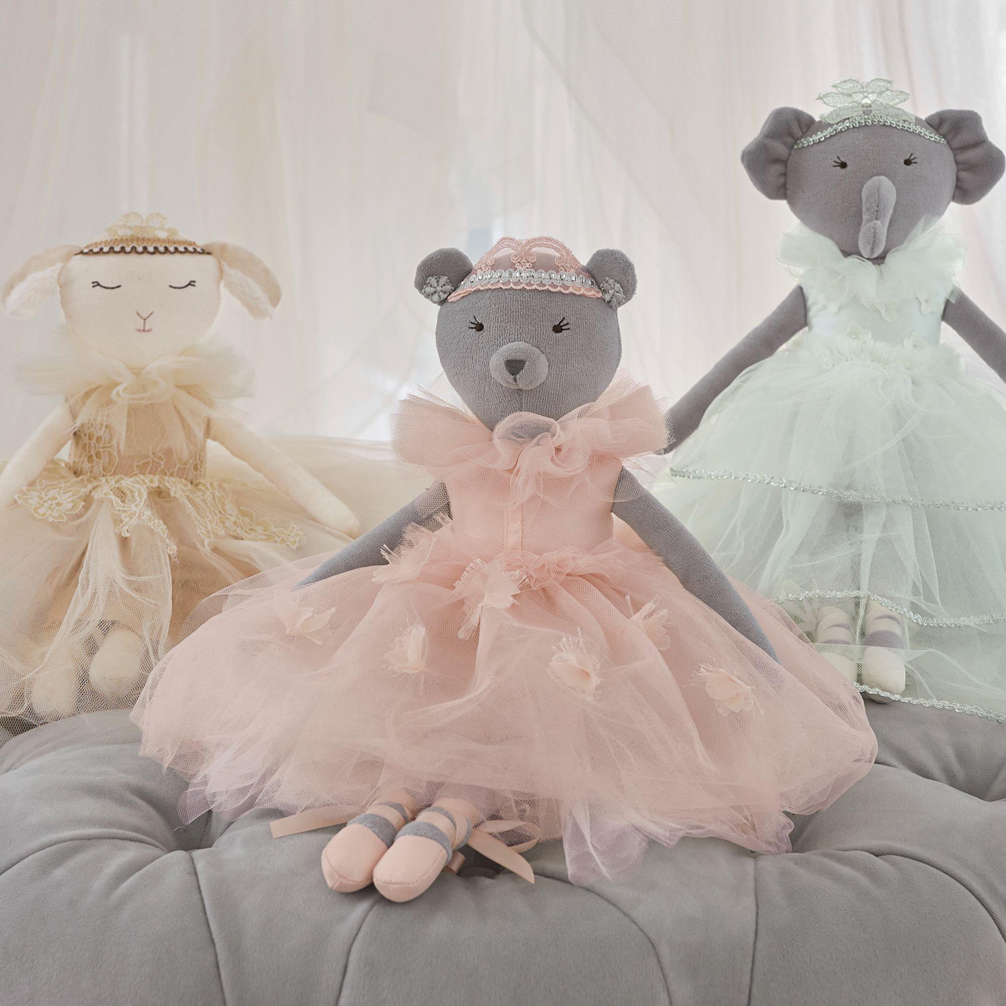 Monique Lhuillier for Pottery Barn Kids Designer Dolls