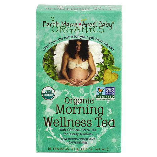 earth mama angel baby organic morning well tea for morning sickness