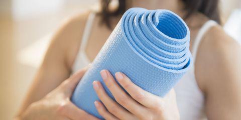 Yoga workout gear