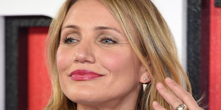 Cameron Diaz Shares A MakeupFree To Make A Stellar Point About Aging - Cameron diaz make