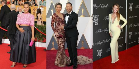 6f72425b0ec95 30 Celebs With the Best Maternity Style – Pregnancy Style