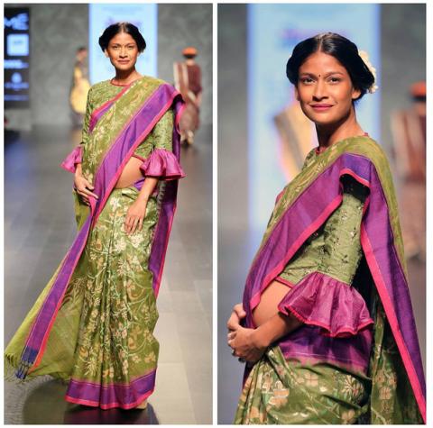Sleeve, Textile, Magenta, Purple, Style, Formal wear, Beauty, Fashion, Pattern, Maroon,