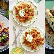Food, Cuisine, Dish, Meal, Dishware, Tableware, Ingredient, Plate, Recipe, Flatbread,