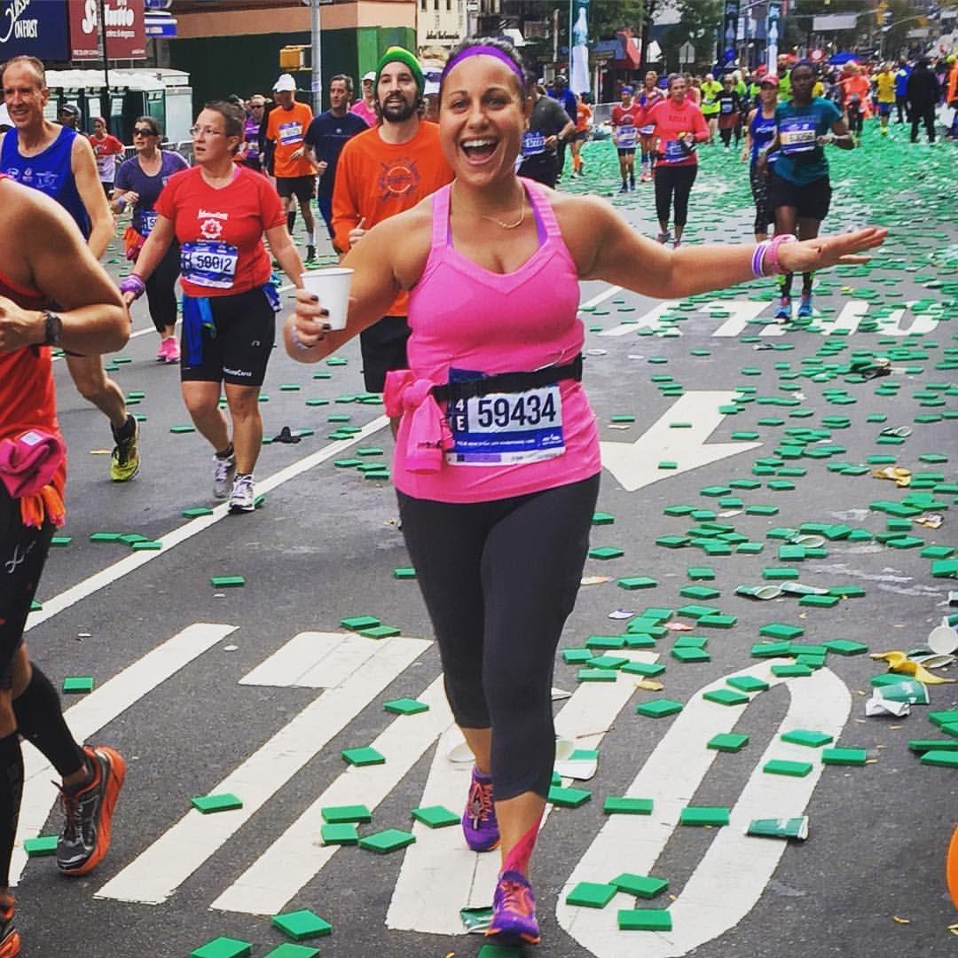 Running Inspiration: Heart Attack Survivor Tackles the Marathon