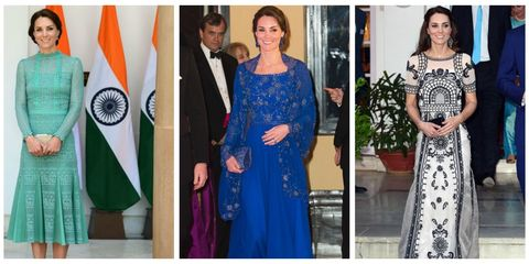 Flag, Dress, Outerwear, Formal wear, Style, Fashion accessory, Fashion, Blazer, Electric blue, Necklace,