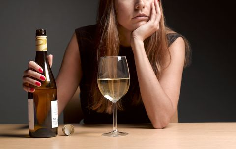 Drinkware, Glass, Stemware, Barware, Drink, Bottle, Wine glass, Alcohol, Glass bottle, Table,