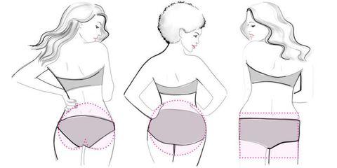 Shoulder, Waist, Joint, White, Chest, Abdomen, Trunk, Line, Organ, Undergarment,